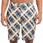 BONOBOS Board Shorts Superplaid Swimming Trunks, Fabulous