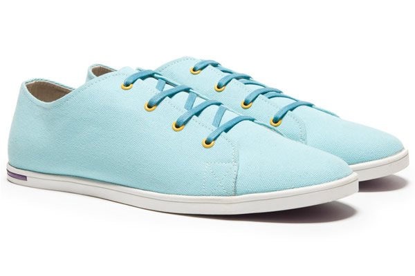 zuriick dakota light blue shoes