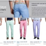 Bonobos Oxleys COLORFUL Oxford Pants