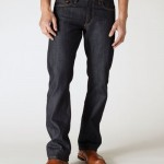 Levi's 514 Slim Straight Jeans – Raw Headbanger Rigid