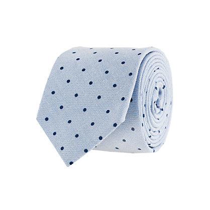 jcew pindot cotton tie