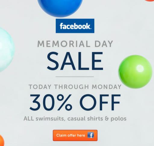 bonobos memorial day sale