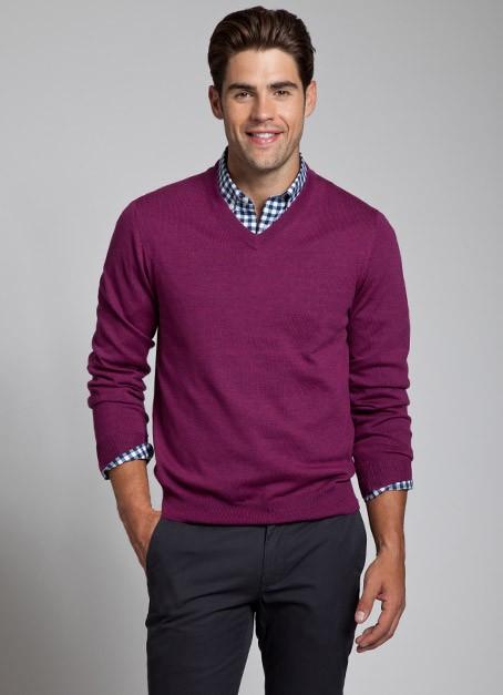 bonobos yorkshire merino vneck sweater