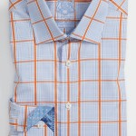 English Laundry Trim Fit Dress Shirts