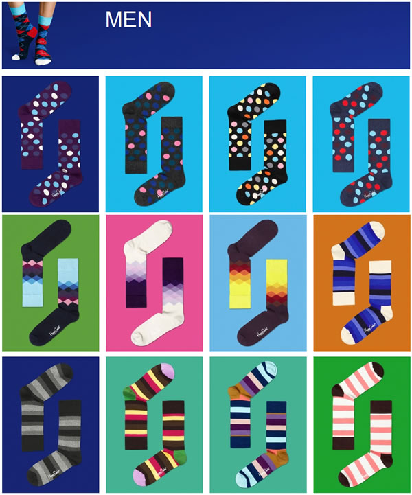 Men's Happy Socks