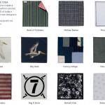 cfda limited edition pocket squares