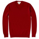 Dartmoor Cashmere V-Neck Sweater