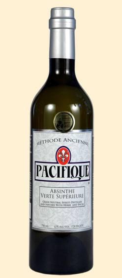 pacifique Absinthe verte