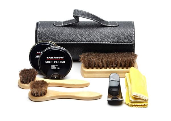 tarrago shoe shine kit mensfash