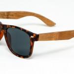 Woodwear Sunglasses – Malibu Tortoise Wood Wayfarer