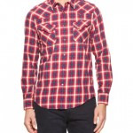 Plaid Western Shirt Ben Sherman