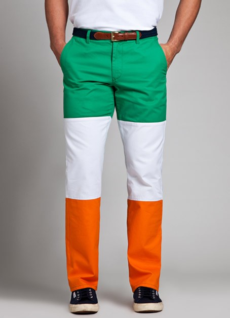 bonobos limited edition st patricks day chinos Whiskey Business