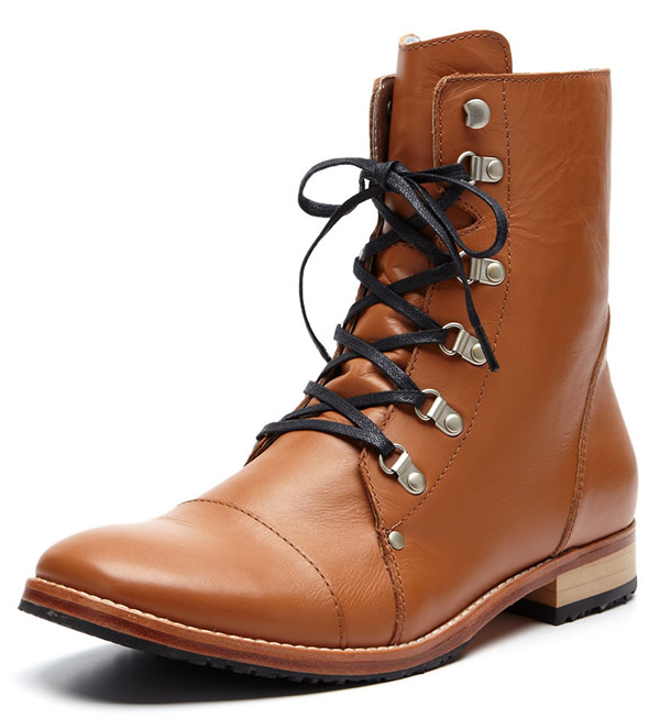 zuriick henry lace up boot