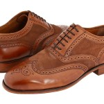 Florsheim Marlton Limited Cognac Leather w/ Suede