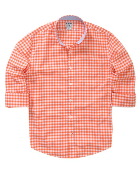 bonobos colorful gingham sport shirts