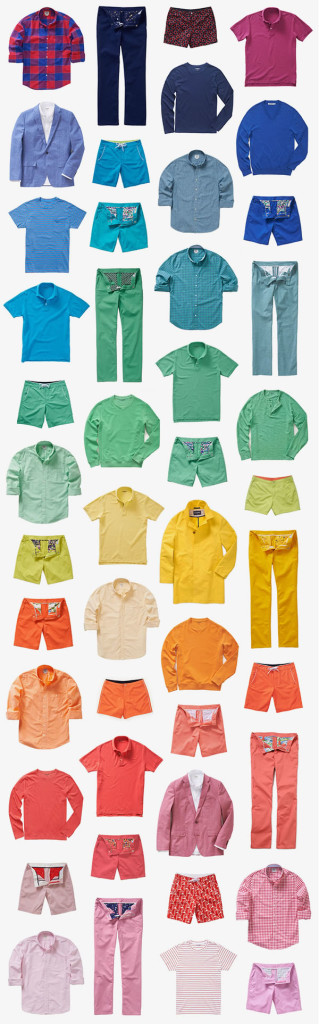brighten your wardrobe with bonobos