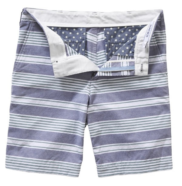 "bonobos shorts ahoy 9"" oxfort shorts"