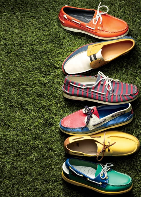mens summer deck shoes