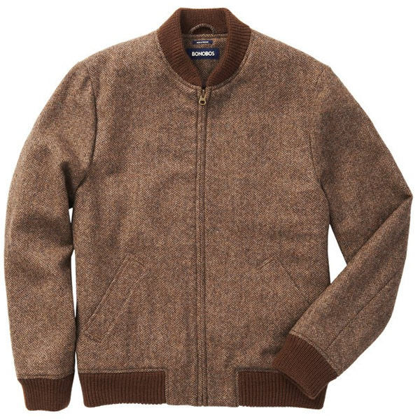 bonobos The Camden Tweed mens jacket