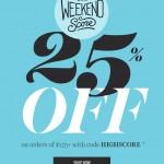 Bonobos Weekend Sale. 25% OFF $175+