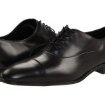Men's Black Oxford Dress Shoes