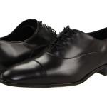 Men's Black Oxford Dress Shoes