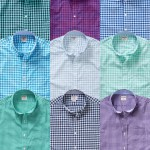 New Bonobos Men's Gingham Shirts