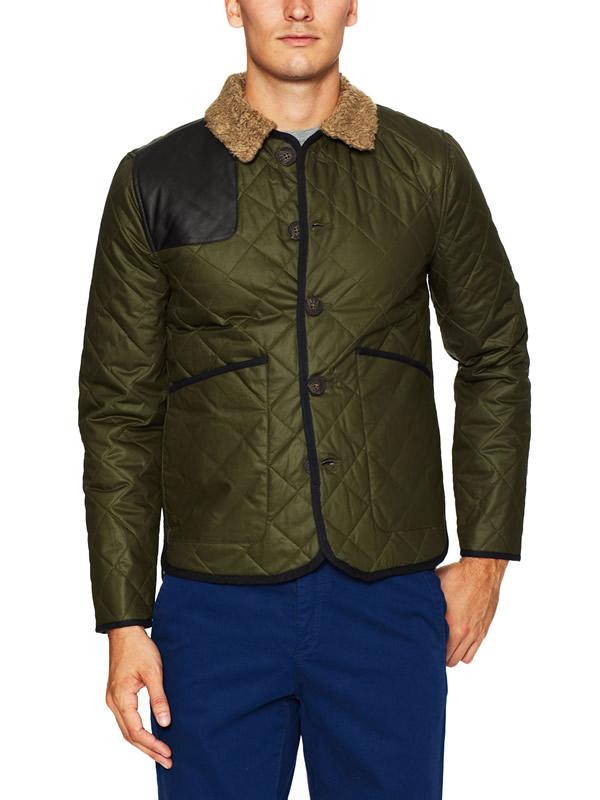 tovar quilted men's jacket