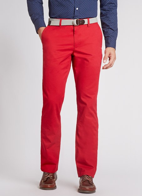 bonobos Pantsettias washed chinos