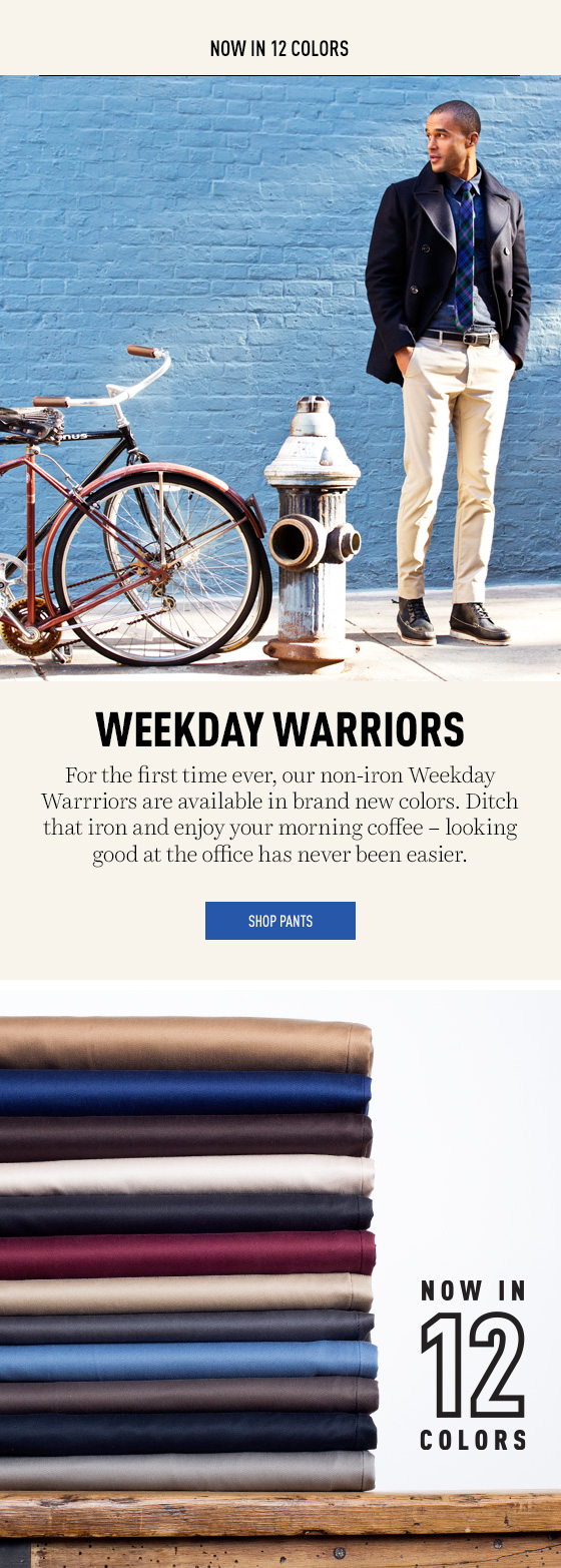bonobos weekday warriors mens wrinkle free slacks 12 colors