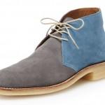 Grenson Oscar Colorblock Chukka Boots