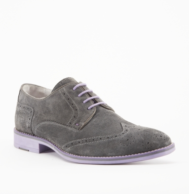 kenneth cole Social Ladder Suede Oxford