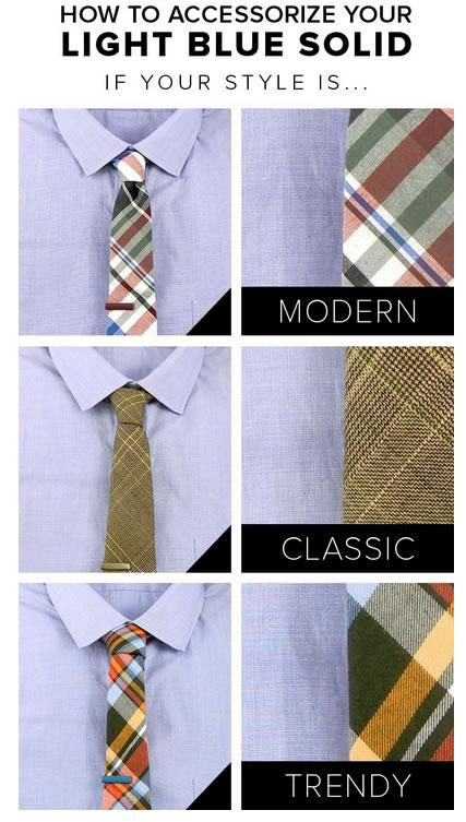 mens ties for light blue shirt the tie bar