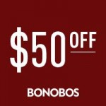 $50 OFF Bonobos Purchase of $125+