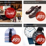 Gilt Menswear Sale. Up to 80% OFF