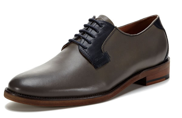 ben sherman postman derby shoes