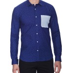 Bespoken Patch Pocket Men's Sport Shirt