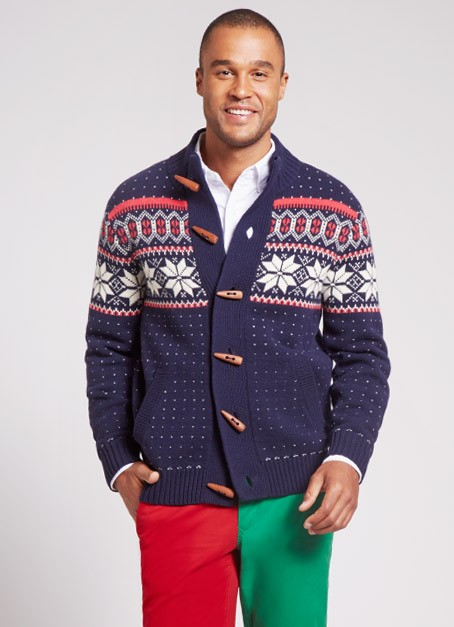 Perfect Men S Holiday Sweater From Bonobos Mensfash