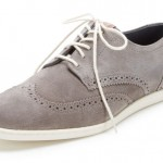 Fred Perry Suede Sneaker