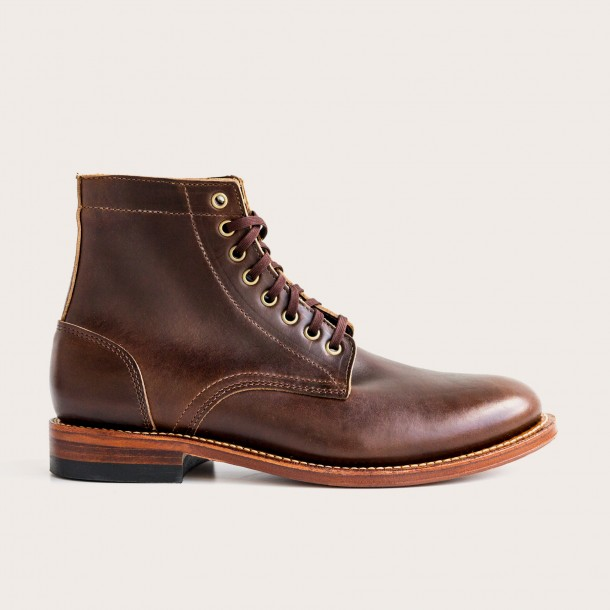Oak Street Bootmakers Brown Trench Boot