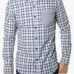 7 Diamonds Simply A Joy Check Sport Shirt