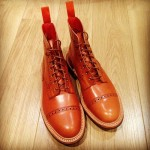 Handmade Men's Boots from England