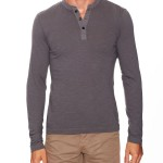 Billy Reid Cotton Henley