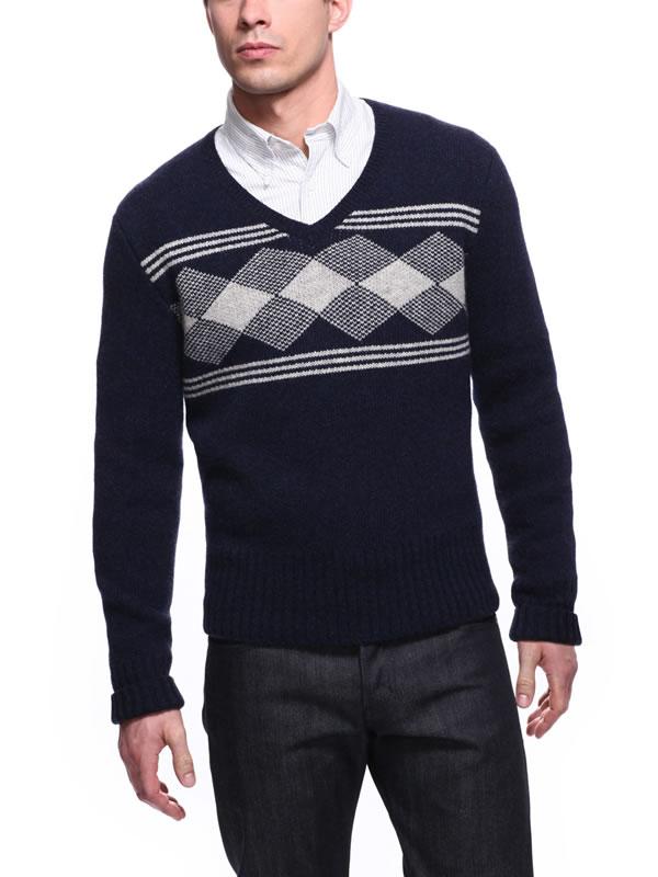 jack spade wool hoffman sweater