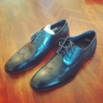 Crosby Square Wingtip Oxfords