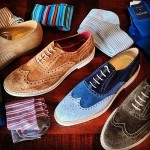 Men's Fashion & Style. Brogues & Socks