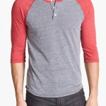 Trim Fit Henley T-Shirt