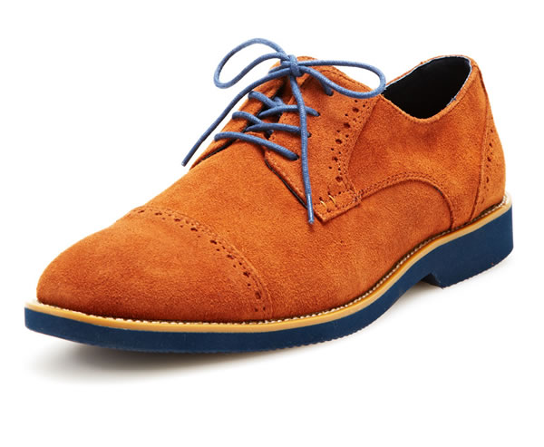 Joseph Abboud Blue Shoes