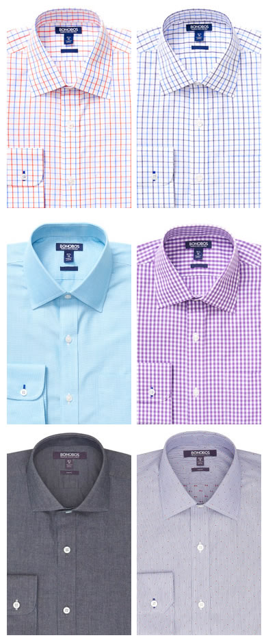 New Bonobos Men's Dress Shirts