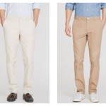 Bonobos Slim Tailored Washed Chinos
